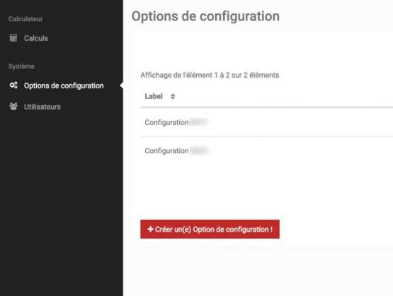 Prévoyance Plus - Configurations dynamiques