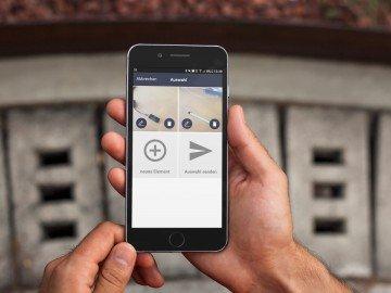 WAWO Werkzeuge: application de reporting